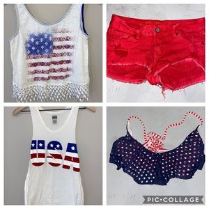 Adorable Fourth of July bundle
